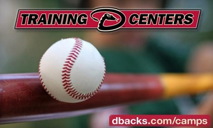 Arizona Diamondbacks Youth Training Camp - Multiple Locations: $37 for One-Day Post-Thanksgiving Youth Training Camp with the Arizona Diamondbacks ($75 Value)