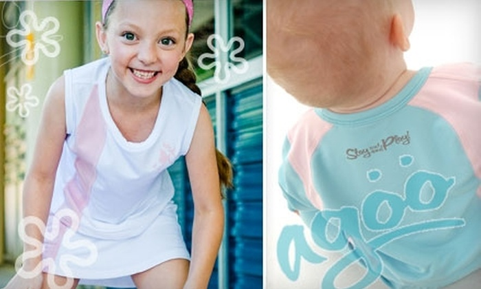 Agoo: $12 for $30 Worth of Children's Activewear at Agoo Apparel