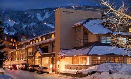 The Listel Hotel Whistler - The Listel Hotel Whistler in Whistler