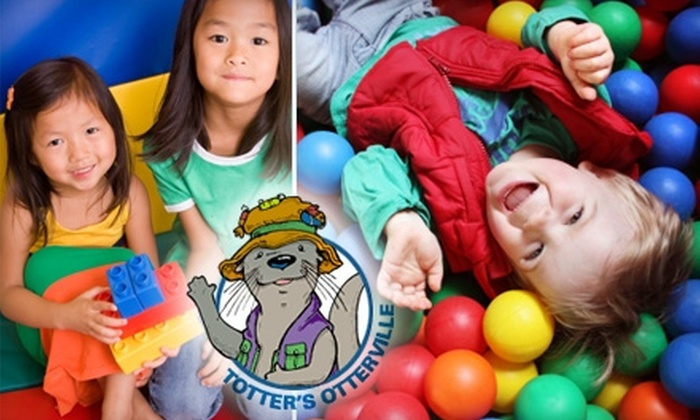 Totter's Otterville - Covington: $3 for One Admission to Totter's Otterville Children's Entertainment Center ($7.95 Value)