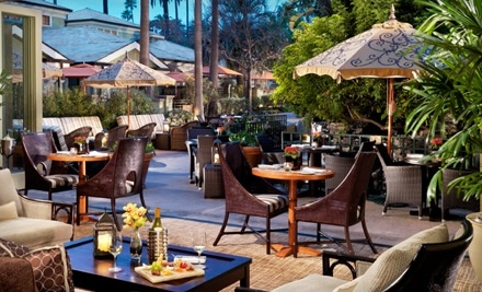 $30 Groupon to Lobby Lounge at the Fairmont Miramar Hotel & Bungalows - Lobby Lounge at the Fairmont Miramar Hotel in Santa Monica