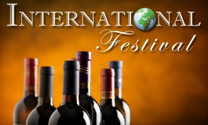 City of Southfield's International Festival - Southfield: $20 for a Couples' Wine Tasting at the City of Southfield's International Festival ($40 Value)
