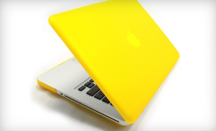 13-Inch Pro Rubber Case for MacBook: Yellow (a $43 value) - MacBook Case in