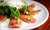 Maki Sushi Bar - Peabody Town Center: $10 for $20 Worth of Sushi and Japanese Fare at Maki Sushi Bar in Peabody