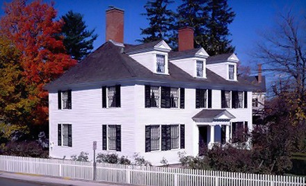 1-Year Contributing Membership (a $100 value) - Historic New England in