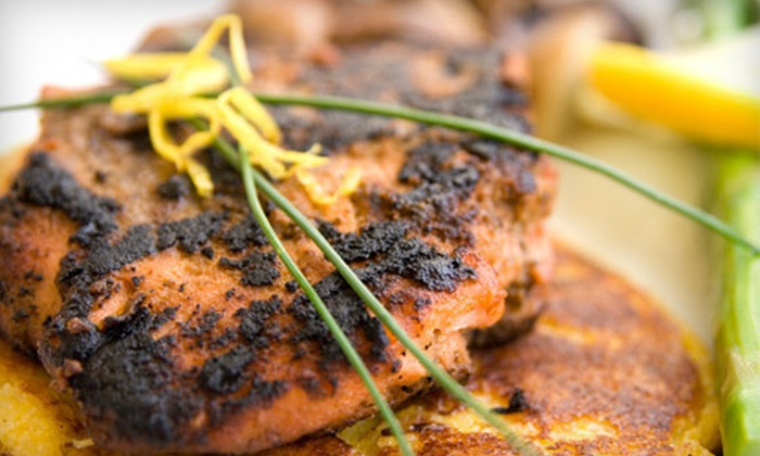 North Park Grille - Shaker Heights: Upscale American Dinner for Two or $5 for $10 Worth of Lunch Fare at North Park Grille in Shaker Heights