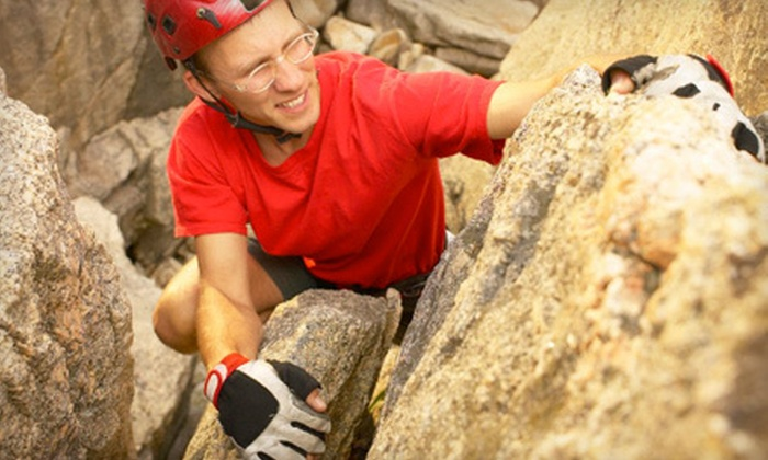 James Capo Guiding & Photography - Tucson: $59 for a Half-Day Rock-Climbing Adventure on Mt. Lemmon from James Capo Guiding & Photography ($150 Value)