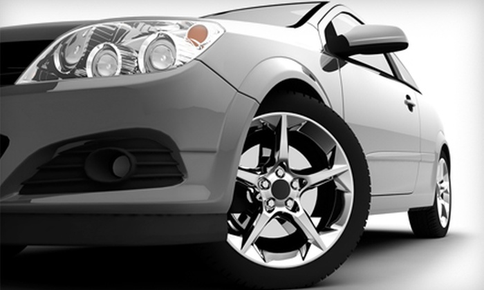Mobil 1 Lube Express - St Louis: $28 for an 18-Point Oil Change and a Car Wash at Mobil 1 Lube Express in Eureka ($64.98 Value)