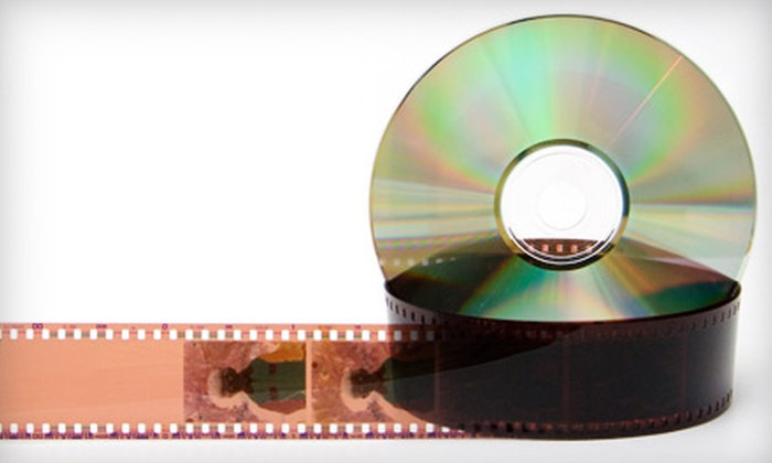 King Tapes - Downtown Mesa: Videotape-to-DVD or Photo-to-CD Conversion at King Tapes in Mesa