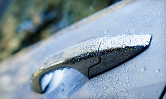 Auto Boss - Omaha: $17 for an Interior and Exterior Express Wash at Auto Boss ($35 Value)