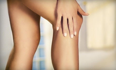 1 Sclerotherapy Spider-Vein Treatment (a $90 value) - Louis Balkany M.D., F.A.C.S. in Toledo