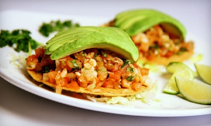 The Azteca Restaurant - South Milwaukee: $15 for $35 Worth of Mexican Fare and Drinks at The Azteca Restaurant in South Milwaukee