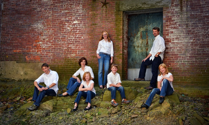 McKenney Photography -  Biddeford: $45 for a Photo Shoot with Prints and a Digital Image Download from McKenney Photography ($261 Value)