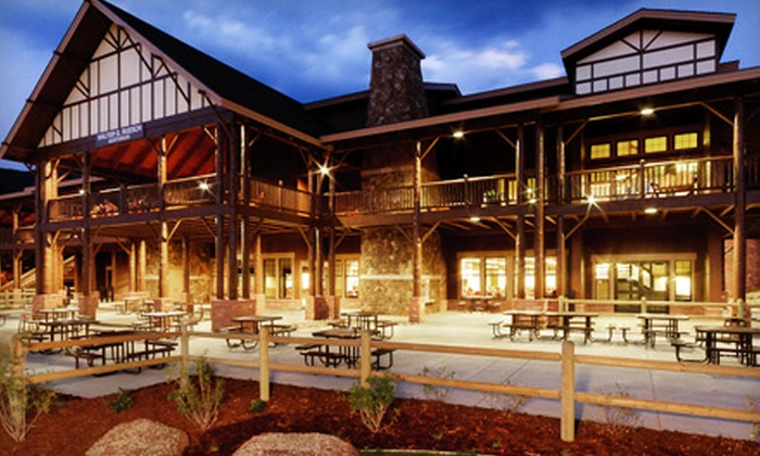 YMCA of the Rockies - Beaver Point: $49 for a One-Night Stay in a Central Lodge Room with Breakfast for Two at Estes Park Center (Up to $99 Value)