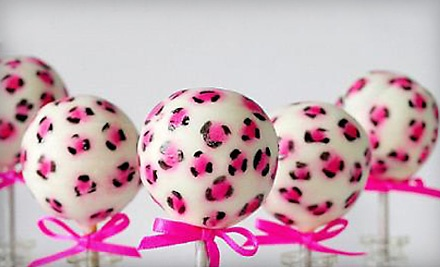 1 Dozen Cake Pops or Cupcakes (a $25 value) - Oooh So Sweet in Baltimore