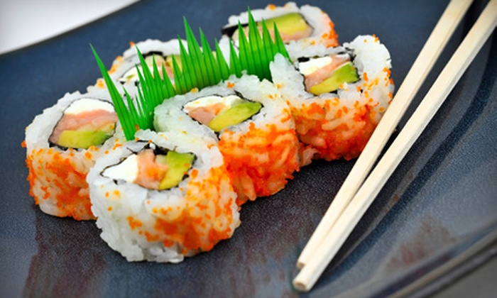 Ookii Sushi - Mt. Scott - Arleta: $12 for $25 Worth of Japanese Fare and Drinks at Ookii Sushi