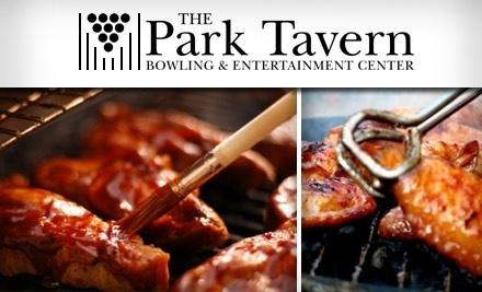 The Park Tavern Bowling & Entertainment Center - The Park Tavern Bowling & Entertainment Center in St. Louis Park