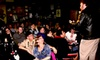 The World Comedy Club - Midtown West: $25 for Two Tickets to Comedy Night and Four Drinks at The World Comedy Club (Up to $100 Value)