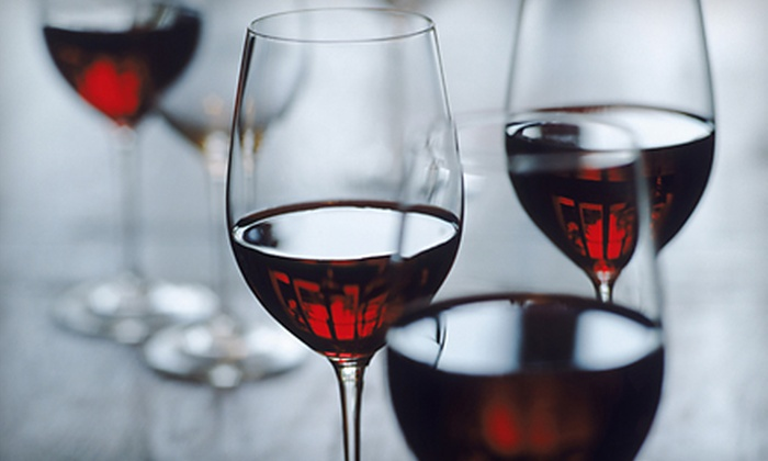 Cellar Gate Wine Market - Highwood: $24 for One Bottle of Wine and Two Appetizers at Cellar Gate Wine Market in Highwood (Up to $48 Value)