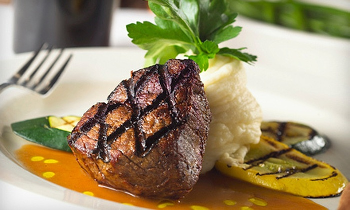 The Quarry - Indian Ridge: $15 for $35 Worth of Casual Fine Dining at The Quarry in Brevard