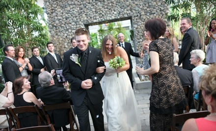 Wedding or Vow-Renewal Package for Up to 50 (a $1,950 value) - Planterra Conservatory in West Bloomfield
