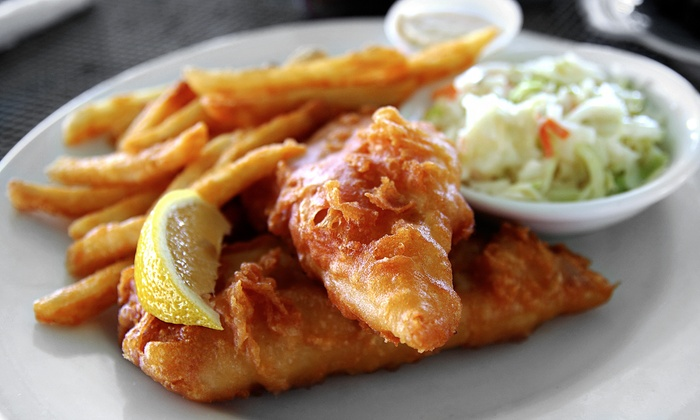 Captain Jack's Lakefront Bar and Grill - The Nautical Mile: American Food and Drinks at Captain Jack's Lakefront Bar and Grill (Up to 48% Off). Two Options Available.