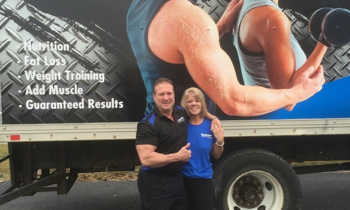 Resultz Mobile Gym - Towson: 6, 9, or 12 Personal-Training Sessions with Customized Nutritional Plan at Resultz Mobile Gym (65% Off)