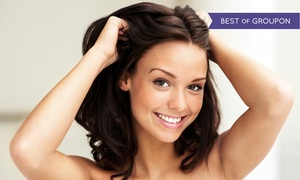 Looking Glass Plastic Surgery: Laser Hair-Removal at Looking Glass Plastic Surgery (Up to 74% Off). Nine Options Available.