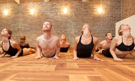 $49 for Six Weeks of Unlimited Yoga Classes at 105F - Chicago's Original Hot Yoga ($180 Value)