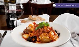 Il Giardino Ristorante: $30 for $50 Worth of Italian Cuisine at Il Giardino Ristorante