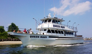Queen Mary Fishing Boat: Summer Cruise for 2 or 4 or Fireworks Cruise for 2 or 4 on the Queen Mary Fishing Boat (Up to 58% Off)
