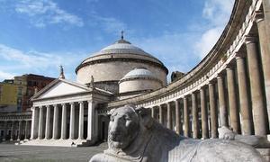 Viaggia Con: Tour di Napoli a scelta (sconto fino a 81%)