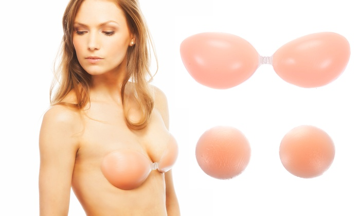 FreshLook Silicone Adhesive Bra and Nipple Covers