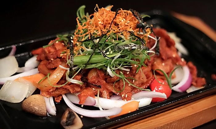 Koo-E Nami Royale Grill - Downtown Halifax: Korean Barbecue at Koo-E Nami Royale Grill (Half Off). Two Options Available.