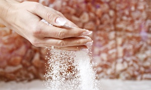 One Or Five Salt Therapy Sessions At The Salt Room (up To 56% Off)
