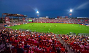 FC Dallas : FC Dallas Soccer Match with Pregame On-Field Experience and McDonald's Meal Voucher on October 14, or 25