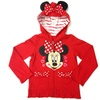 Disney's Minnie Mouse Toddler Character Hoodie