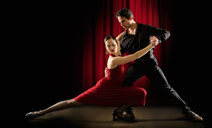 image for Salsa or Bachata <strong>Classes</strong> for One or Two at Amaya <strong>Dance</strong> (Up to 70% Off)