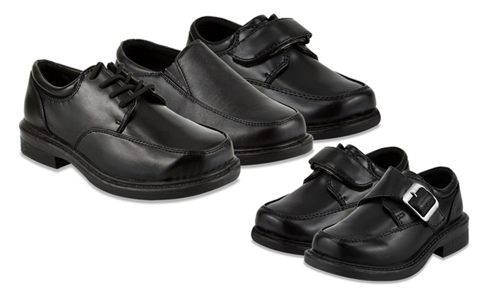 French Toast Boy's and Toddler Dress Shoes: French Toast Boy's and Toddler Dress Shoes. Multiple Options Available. Free Returns.