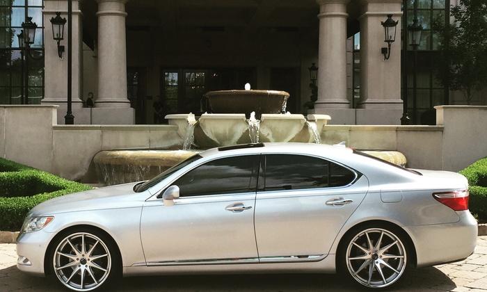 Premier Elite Car Service - Atlanta: Three Hours of Car Services from Premier Elite Car Service (44% Off)