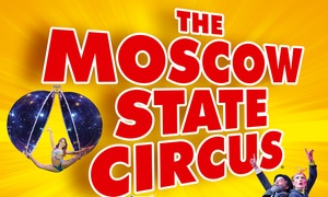 Moscow State Circus: One Ticket to Moscow State Circus at Central Park, Plymouth 5 - 15 May (Up to 53% Off)