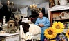 JMK Events - Birchwood Manor: Birchwood Manor Antiques Show Admission for Two or Four from JMK Events (Up to 53% Off)