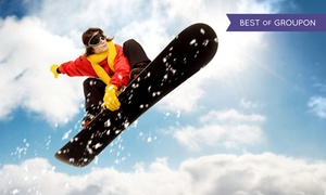 Maple Ski Ridge: Weekday or Weekend Day Ski and Snowboard Pass or Two-Hour Tubing Pass at  Maple Ski Ridge (Up to 42% Off)
