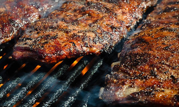Pit Master Barbeque - Trenton: $8 for $16 Worth of Barbecue and Drinks at Pit Master Barbeque
