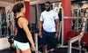M.R. Fitness - Multiple Locations: Two Personal Training Sessions with Diet and Weight-Loss Consultation from M.R. Fitness (69% Off)