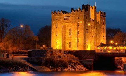image for Entry to Bunratty Medieval Banquet for a Child or an Adult at Bunratty Castle and Folk Park (Up to 38% Off)