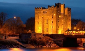 Bunratty Castle and Folk Park: Entry to Bunratty Medieval Banquet for a Child or an Adult at Bunratty Castle and Folk Park (Up to 38% Off)