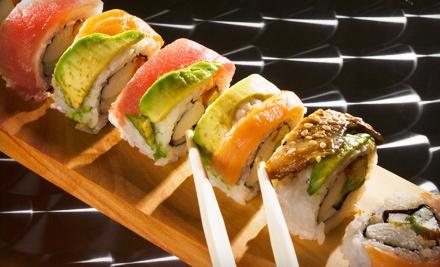 $40 Worth of Japanese Fare - Fuji Yama Sushi in Calgary