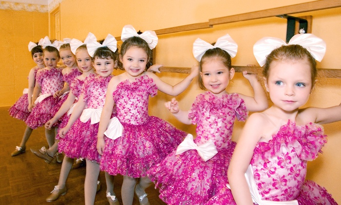A Dance Place - Ridgefield: 4, 8, or 12 Weeks of Ballet and Tap Lessons at A Dance Place (Half Off)