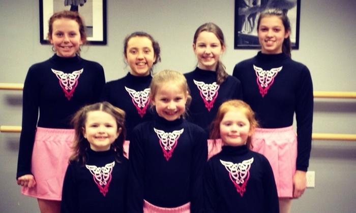 Lenahan School Of Irish Dance - Multiple Locations: Four Dance Classes from Lenahan School Of Irish Dance (53% Off)
